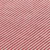GAN - Garden Layers Diagonal Teppich 90x200cm - mandel-rot/Handwebstuhl