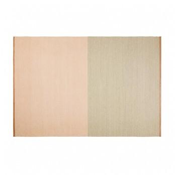 DesignHouseStockholm - Fields Teppich - pink/beige/LxB 200x300cm