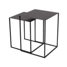 Jan Kurtz - Set de 2 tables d'appoint Pur