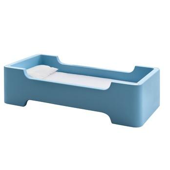 Magis - Me Too Bunky Stapelbett - hellblau/ohne Matratze/191x101x49cm