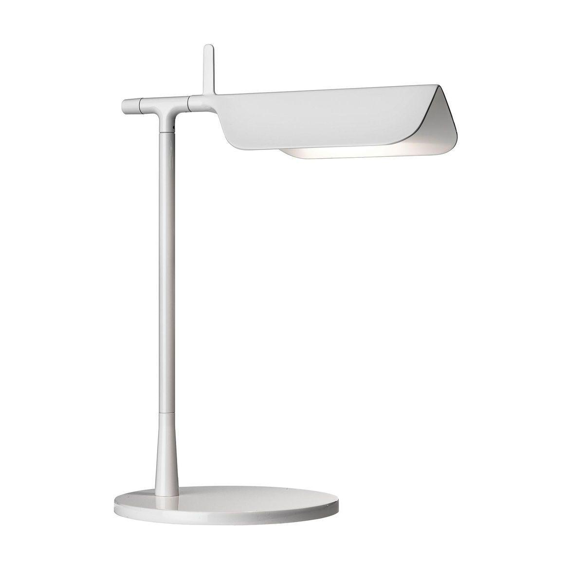 Flos   Tab T LED Table Lamp   White/glossy