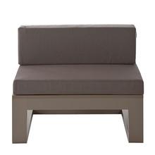 Gandia Blasco - Na Xemena Modul 3 Outdoor Sofa 90x90x71cm