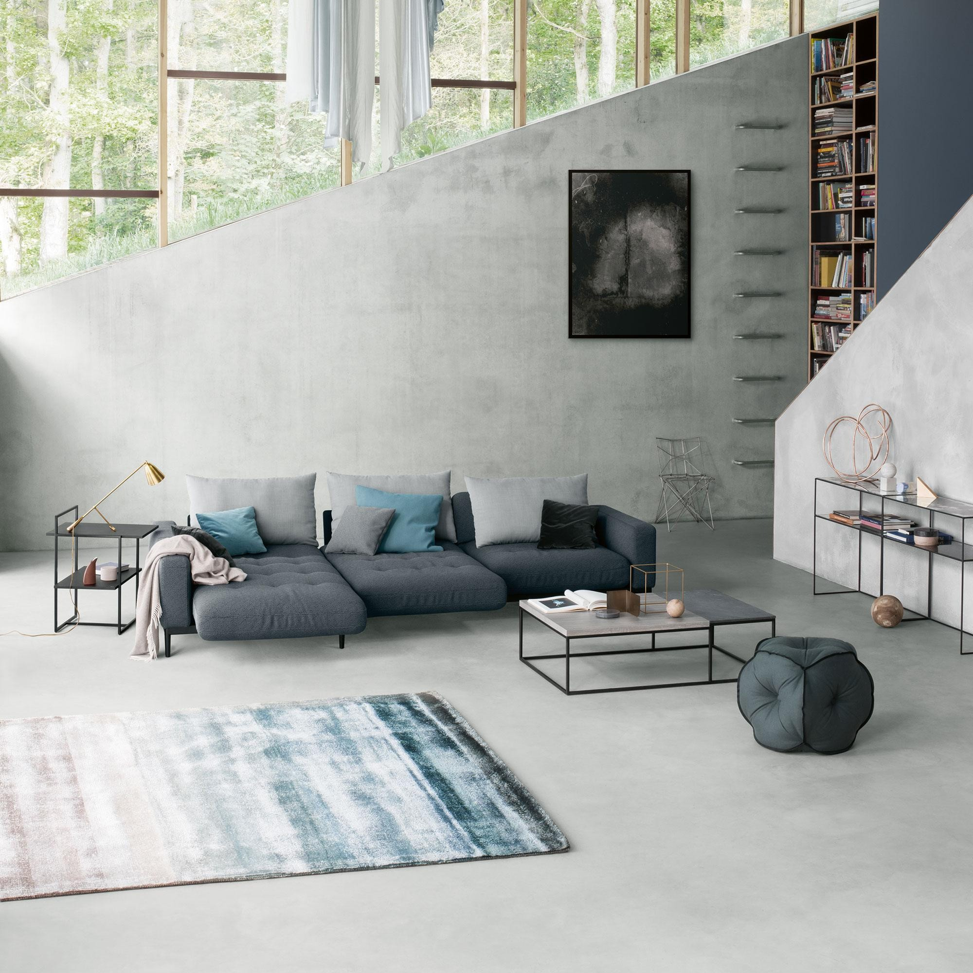 Rolf Benz Design Bank.Rolf Benz 984 Shelf Side Table