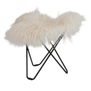 cuero - Flying Goose Iceland Stool