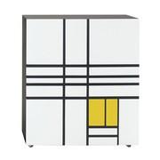 Cappellini - Homage to Mondrian Schränkchen