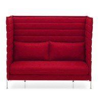 Vitra - Alcove Highback 2-Sitzer Sofa