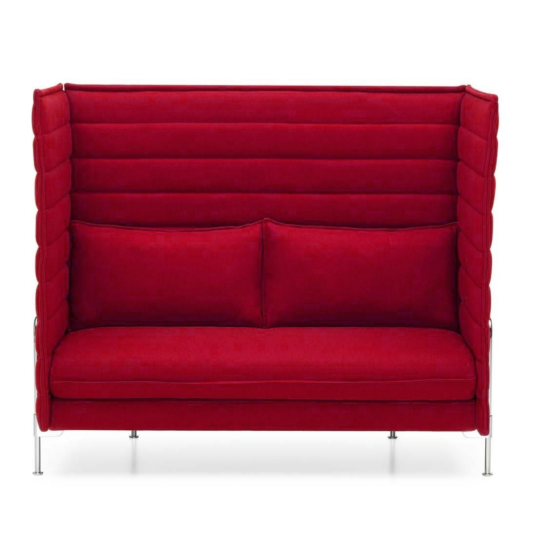 Vitra Alcove Highback 2 Seater Sofa