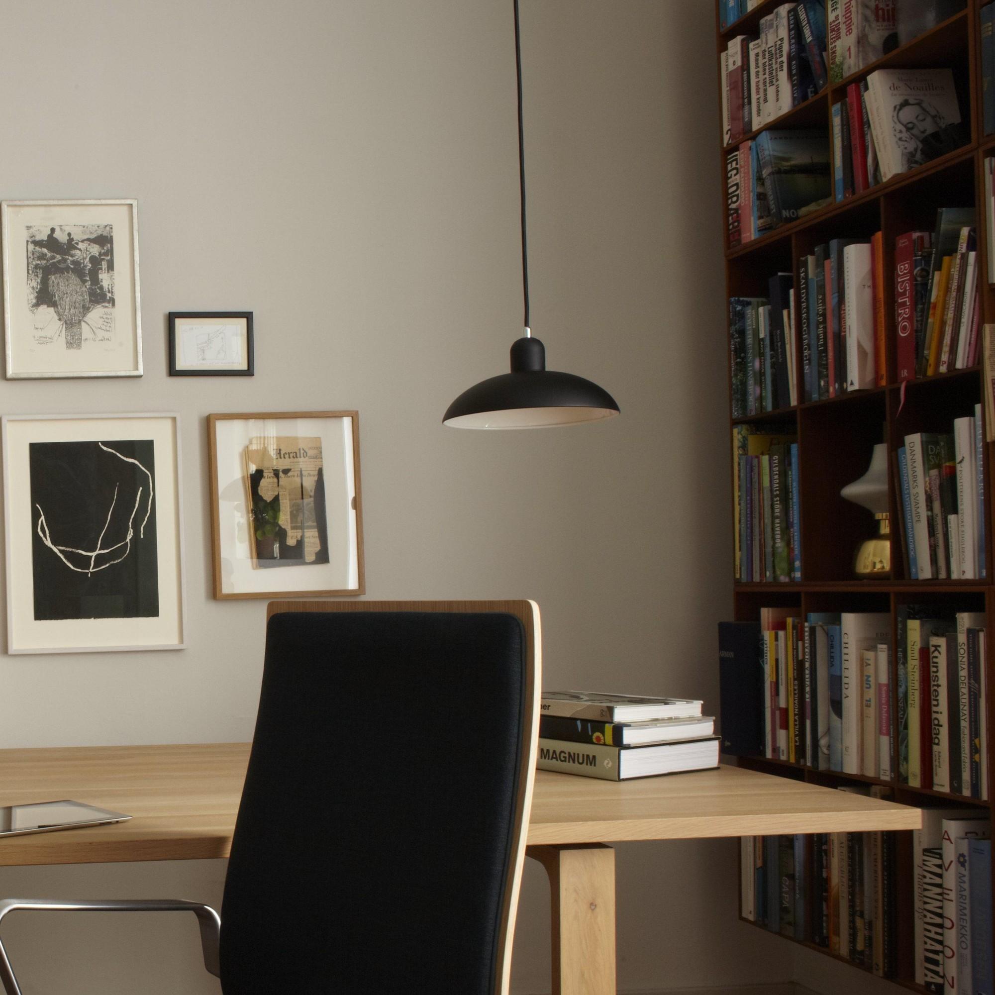 kaiser idell 6631 p suspension ambientedirect. Black Bedroom Furniture Sets. Home Design Ideas