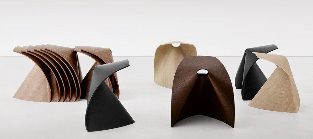 Einfache Dekoration Und Mobel Lem Barhocker Von La Palma Ein Designklassiker 2 #25: Hersteller LaPalma-LEM-Hocker