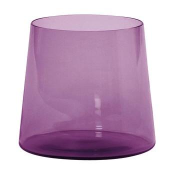 ClassiCon - ClassiCon Vase - amethyst-violett/mundgeblasenes Glas/Ø22cm