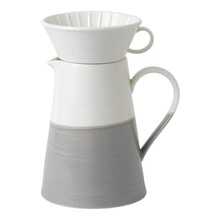 Royal Doulton - Coffee Studio Pour Over Kanne mit Filter