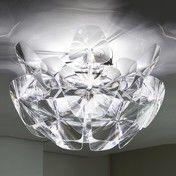 Luceplan - Hope Deckenleuchte  - transparent/Ø 69cm/H: 41,5cm