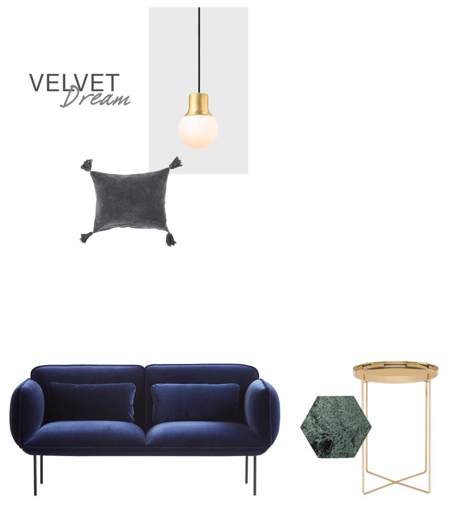 Produkte Shop-the-Look VelvetDream