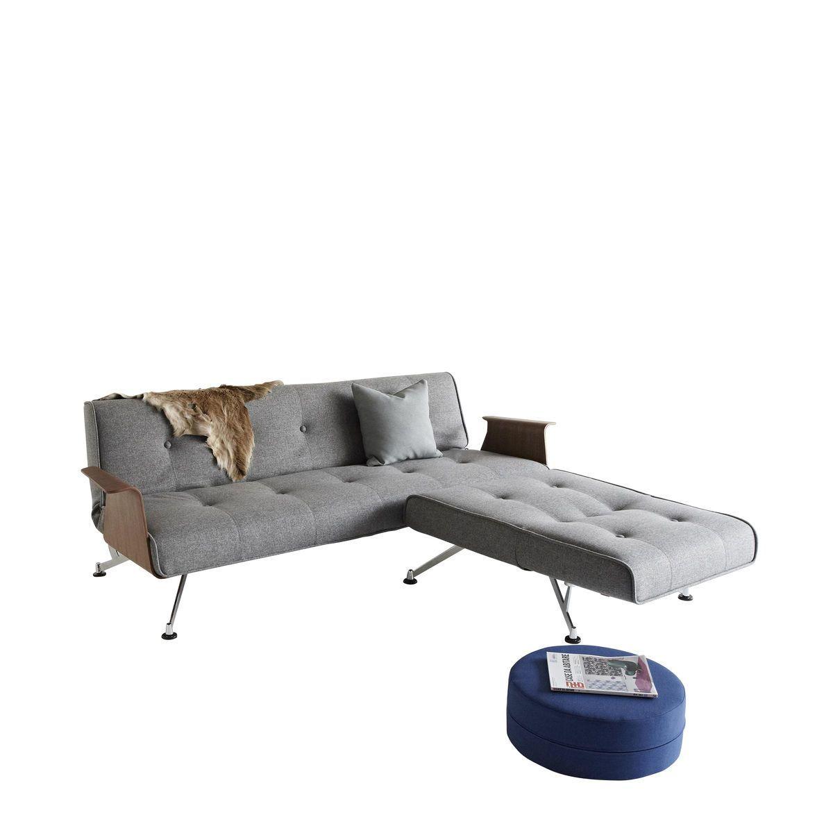 clubber 03 sofa bed with armrests innovation. Black Bedroom Furniture Sets. Home Design Ideas