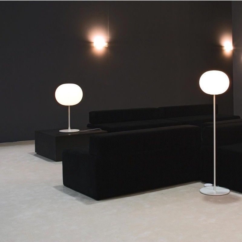 glo ball t1 table lamp flos. Black Bedroom Furniture Sets. Home Design Ideas