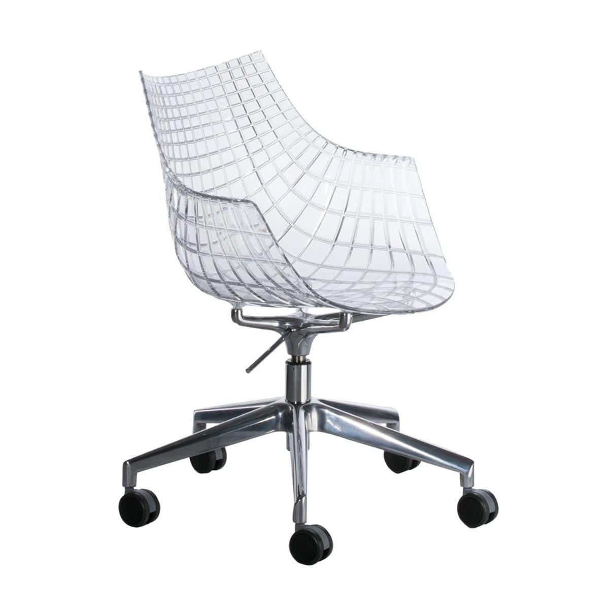 Meridiana Swivel Chair With Wheels