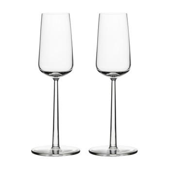 iittala - Essence Champagnerglas 2er Set 21cl