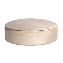 HAY - Lens Box Wood stackable