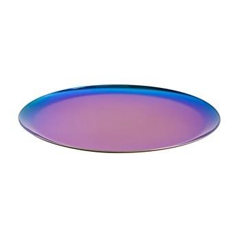 HAY - HAY Serving Tray Serviertablett - regenbogenfarben/Ø28cm