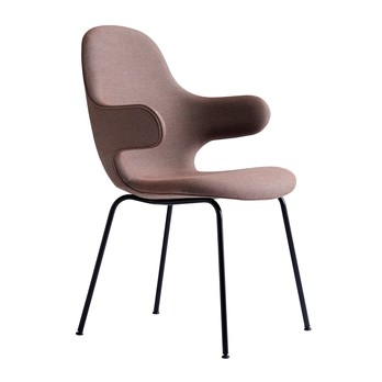 &Tradition - Catch Chair JH15 Gestell Stahl