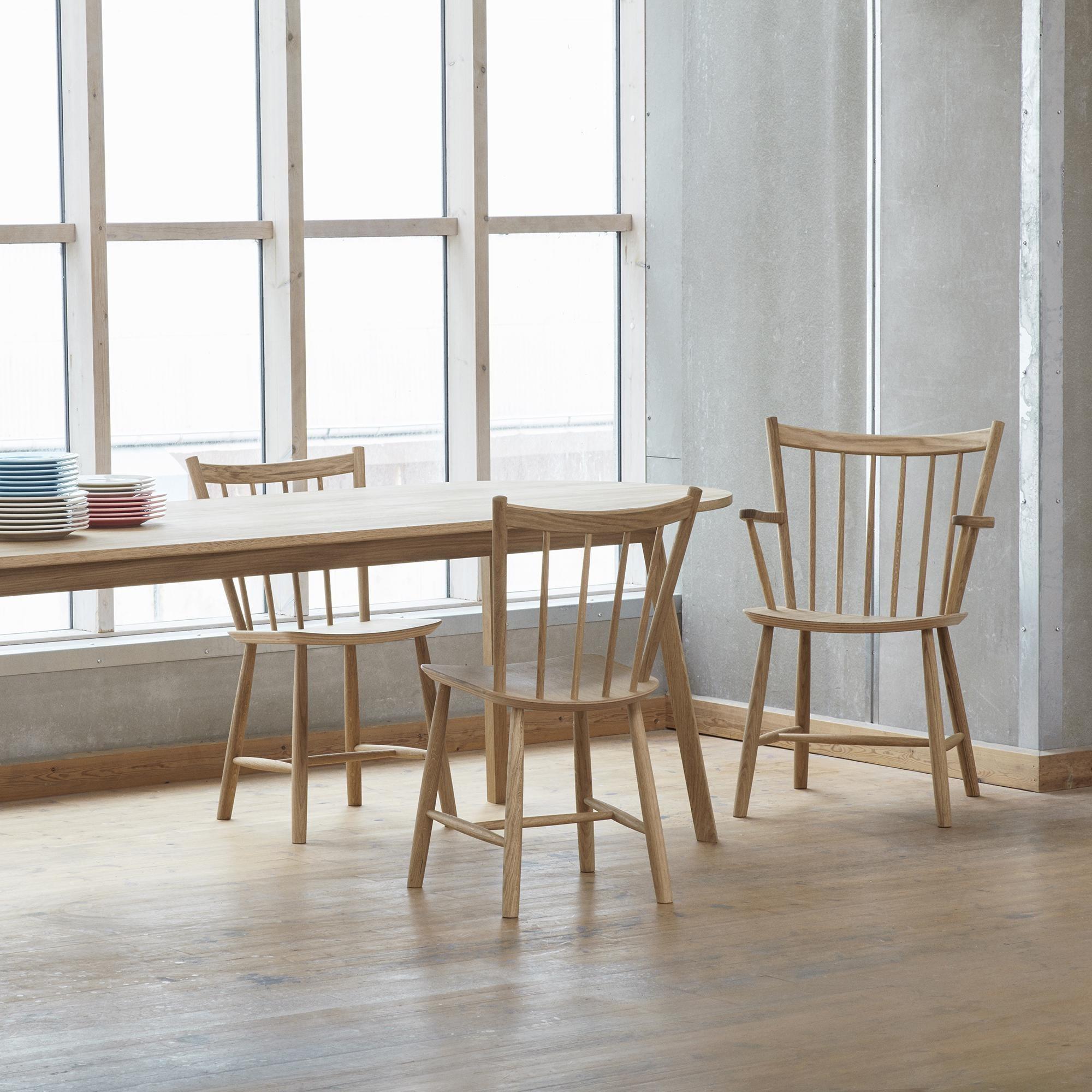 Hay J41 Chair Stuhl Gestell Eiche