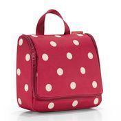 Reisenthel - Reisenthel toiletbag L Reisekosmetik - ruby dots/23x10cm/Nur noch wenige im Bestand!
