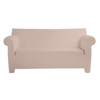 Kartell - Bubble Club 2-Sitzer Outdoor Sofa