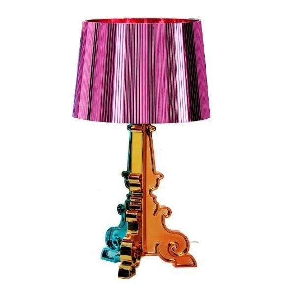 bourgie table lamp kartell. Black Bedroom Furniture Sets. Home Design Ideas
