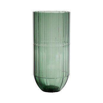 HAY - Colour Vase XL - grün/Ø 13 x H 27,5 cm