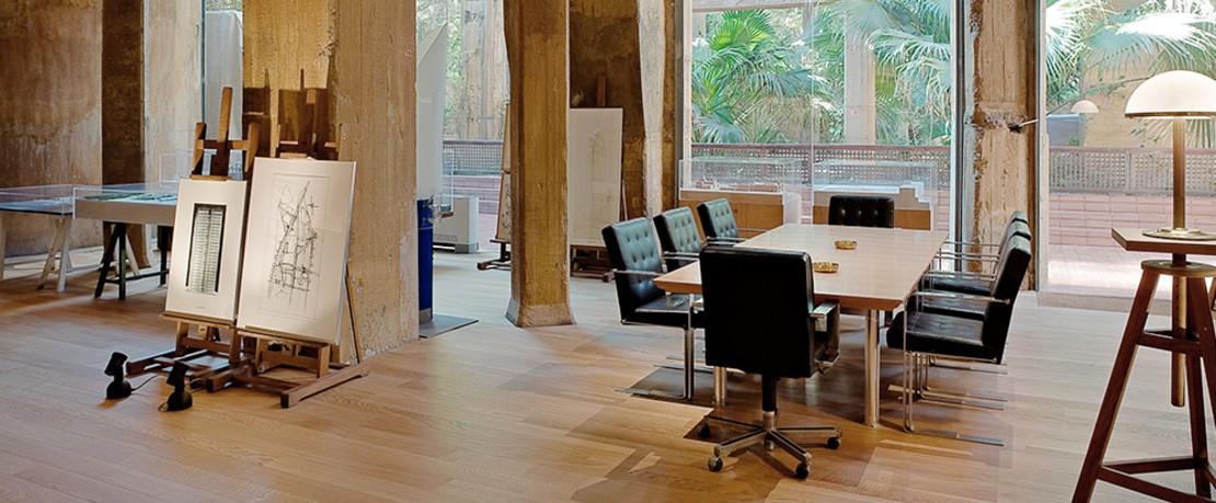 Magazin Architektur Zementfabrik