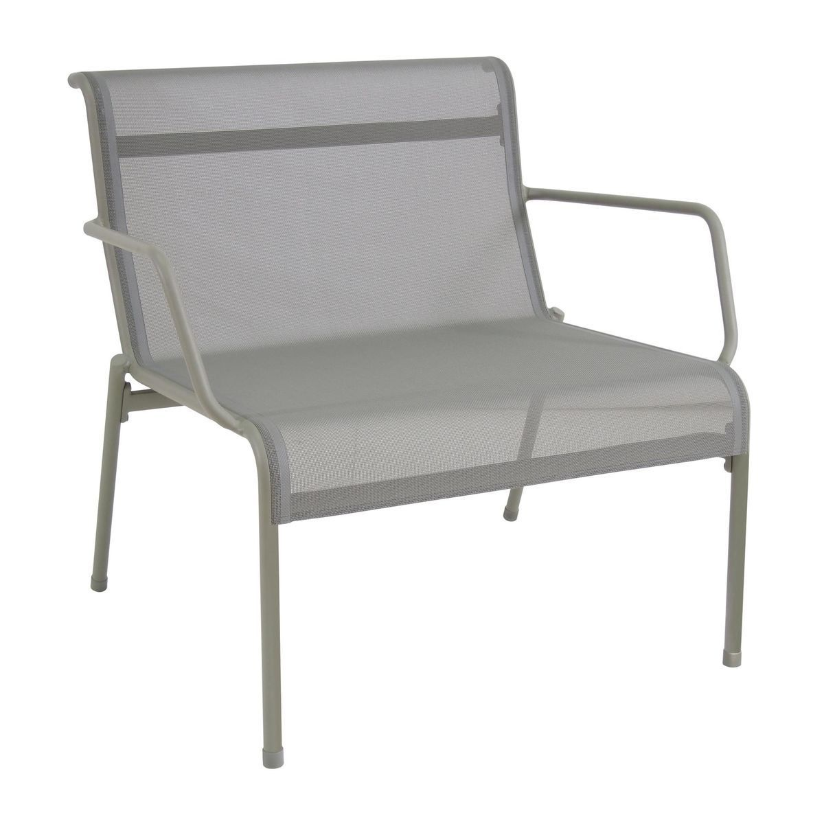 emu kira lounge chair outdoor greyemutex