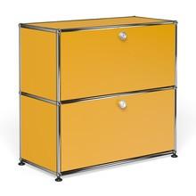 USM  Möbelbausysteme  - USM Sideboard mit 2 Klapptüren B77.3cm