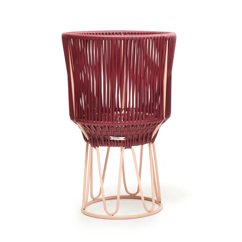 ames circo blumentopf mit st nder m ambientedirect. Black Bedroom Furniture Sets. Home Design Ideas
