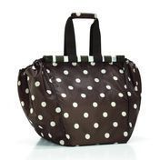 Reisenthel - Reisenthel Easy Shopping Bag Tasche - mocha dots/Polyester