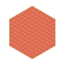 Moooi Carpets - Hexagon Teppich sechseckig