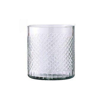 Bloomingville - Votive Glasbecher klar - transparent/H 10,5cm/ Ø 9,5cm