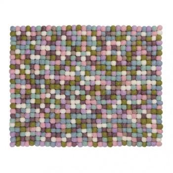 myfelt - Greta Tischset 35x45cm - weiß