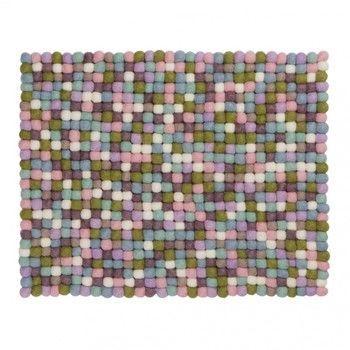 - Greta Tischset 35x45cm - weiß