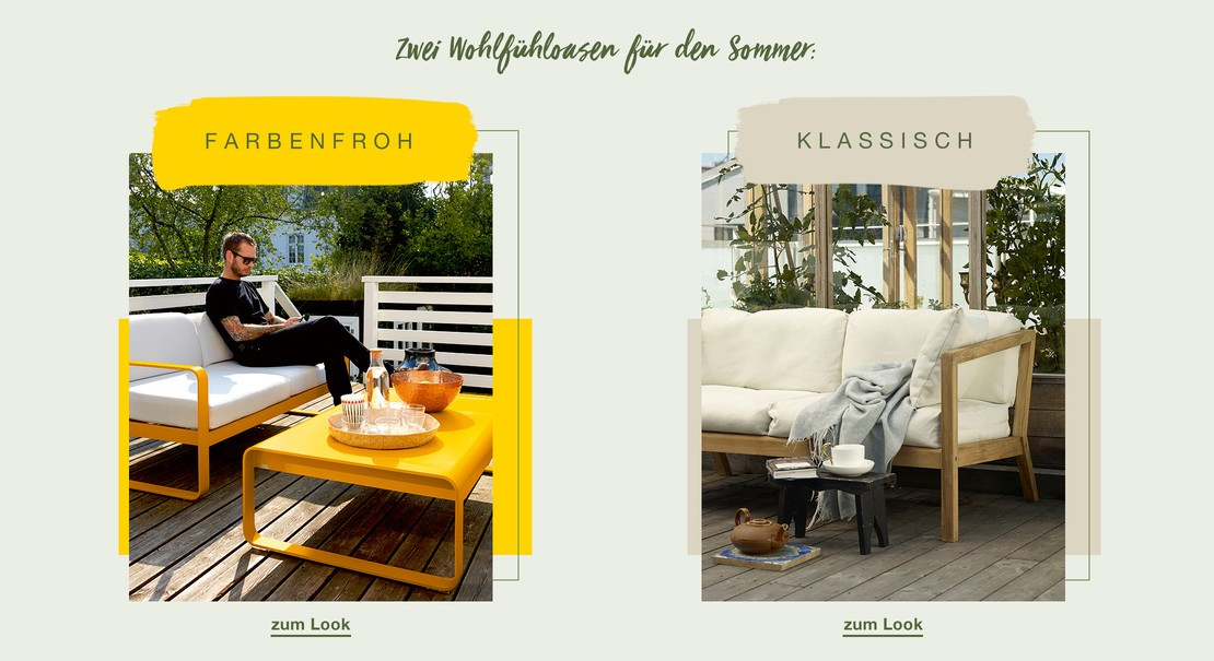 Header ShopTheLook OutdoorLounge DE