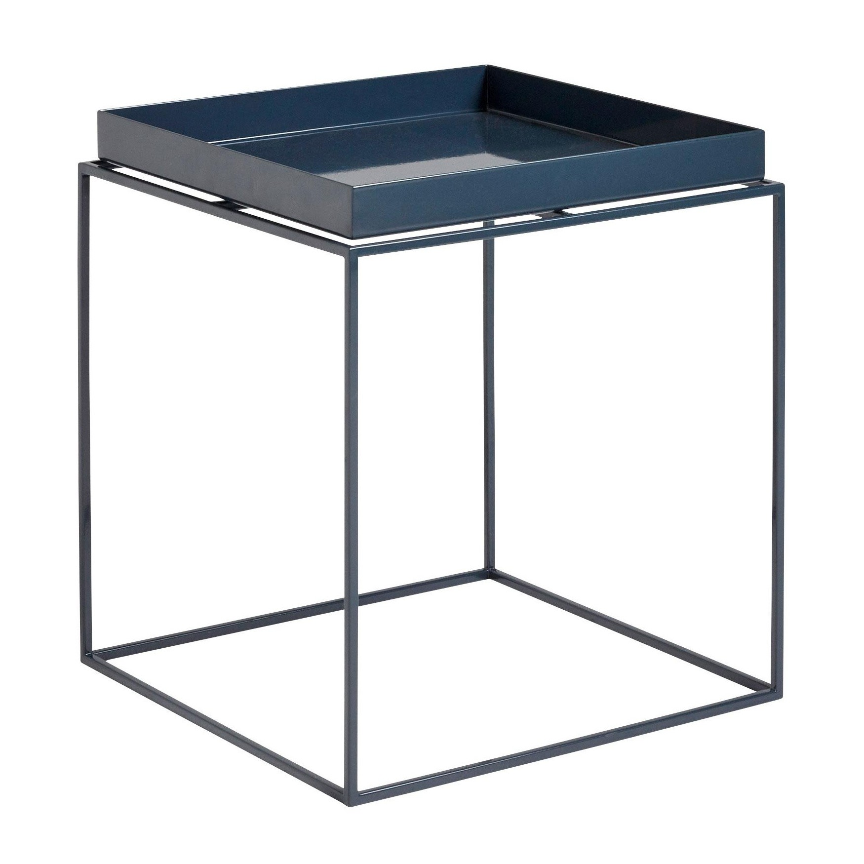 - HAY Tray Side Table High Gloss M AmbienteDirect