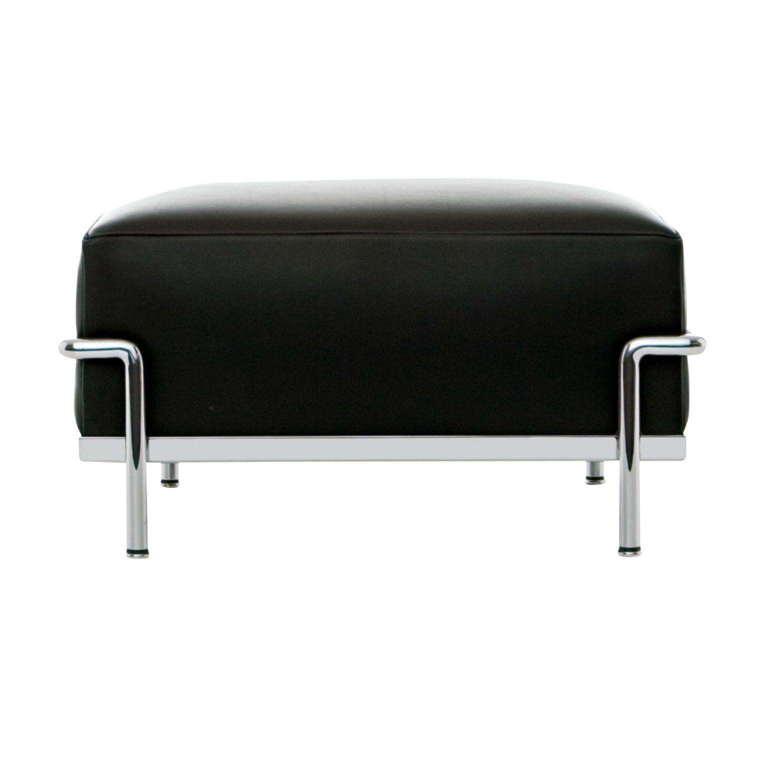 Le Corbusier LC2 Stool Cassina | Cassina | AmbienteDirect.com