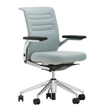Vitra - AC 5 Work Low Chair Without Lumbar Support