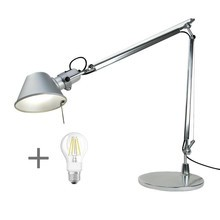 Artemide - Aktionsset Tolomeo Tavolo + LED