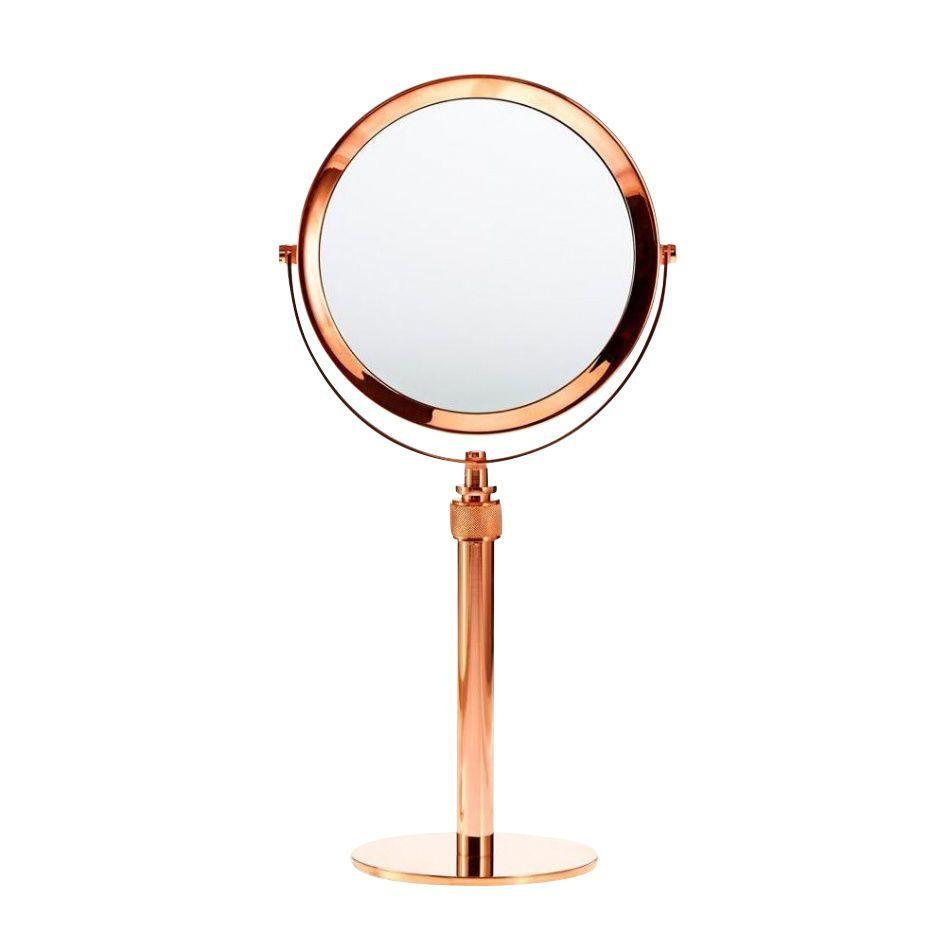 Sp 13 miroir sur pied grossissant decor walther for Miroir triptyque sur pied