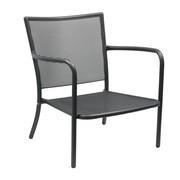 emu - Chaise de jardin lounge avec accoudoirs Athena
