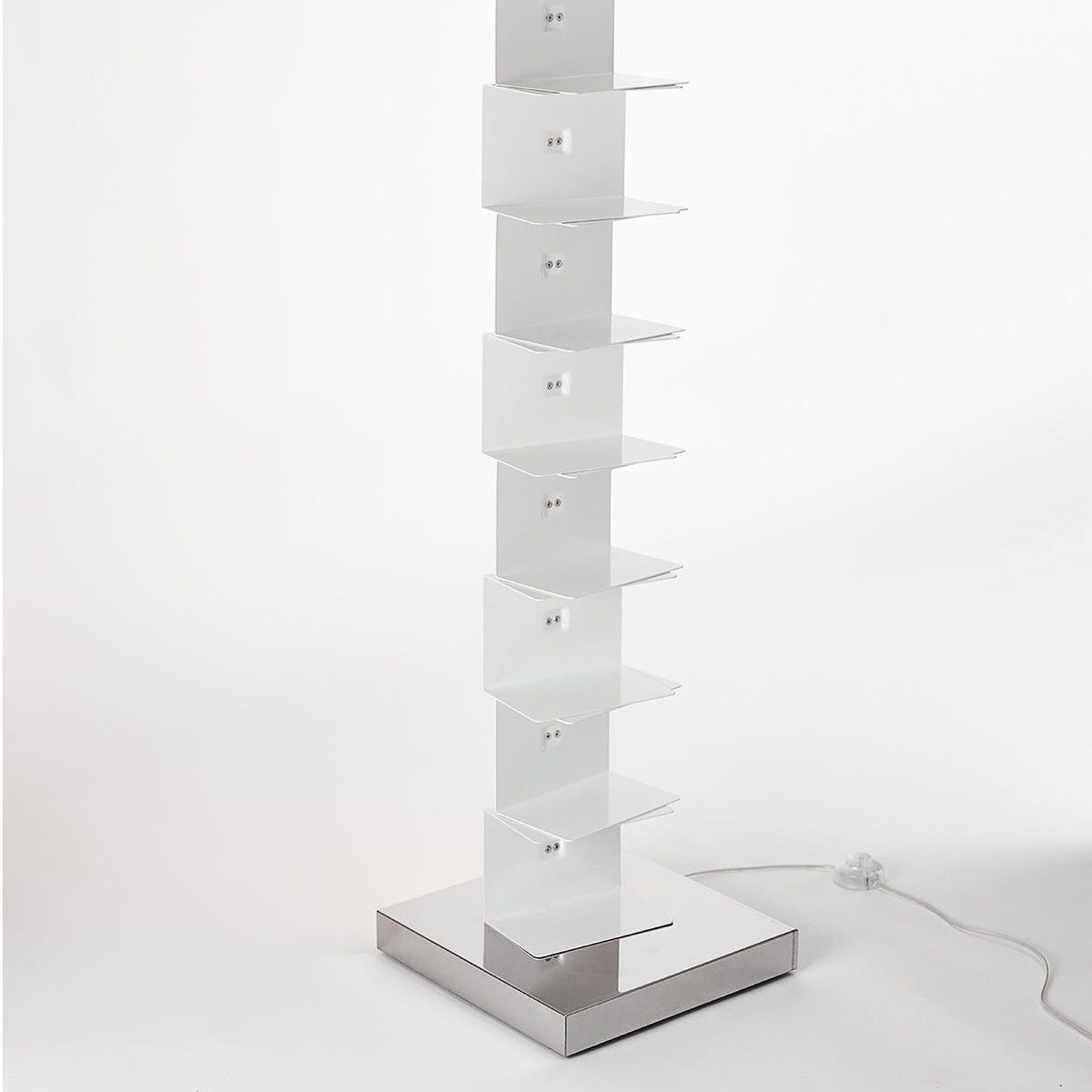 ptolomeo luce 215 biblioth que colonne led opinion ciatti. Black Bedroom Furniture Sets. Home Design Ideas