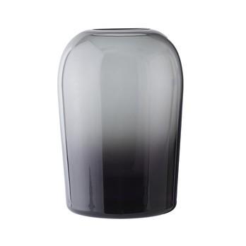 Menu - Troll Vase L - rauch/H 19cm, Ø 13cm