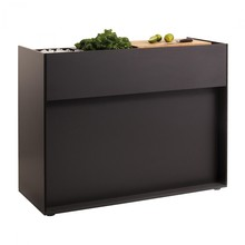 Conmoto - Ticino Buffet Outdoor Serviermodul