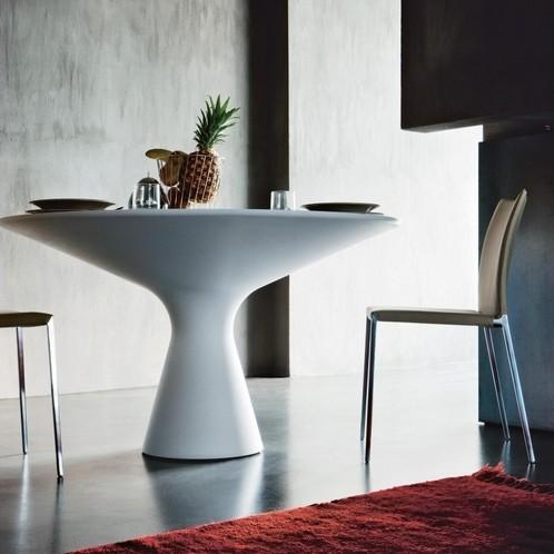 Zanotta - Blanco Esstisch / Tisch