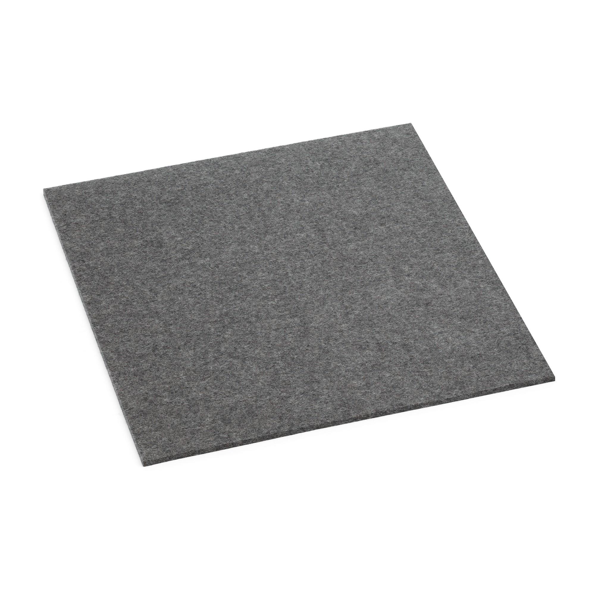 Set de 10 sets de table carré 100x100cm